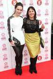Arlene Phillips, daughter Abigail Phillips