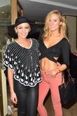 Lydia Bright and Kimberley Garner