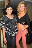 Lydia Bright and Kimberley Garner