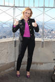 Actress Marlee Matlin From ABC's 'Family's Switched at Birth' at the Empire state Building in New York City.