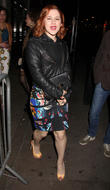 Katy B - Celebrities Outside Dstrkt...