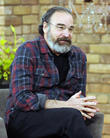 mandy patinkin promotes homeland 040313