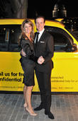 Anton Du Beke and Erin Boag