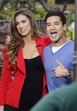Katherine Webb and Mario Lopez