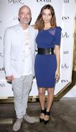 Donald Simrock and Angela Sarafyan