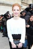 Jessica Chastain - Paris Fashion Week...