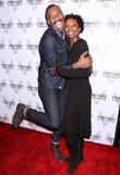 Colman Domingo and Sharon Washington