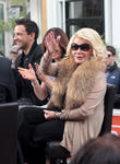 Joan Rivers, Melissa Rivers, George Kotsiopoulos
