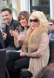 Joan Rivers, Melissa Rivers and George Kotsiopoulos