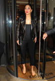 Nicole Scherzinger Leaving C London