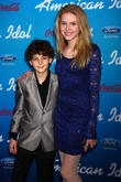 Saxon, David Mazouz, American Idol, The Grove
