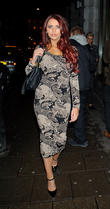 Amy Childs and Restaurant