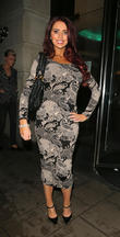 Amy Childs Leaving Novikov