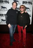 Eddie Trunk and Sammy Hagar