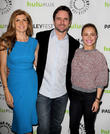 Connie Britton, Charles Esten and Hayden Panettiere