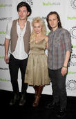 Sam Palladio, Clare Bowen and Jonathan Jackson
