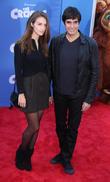 Chloe Gosselin and David Copperfield
