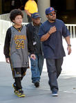 Ice Cube and Shareef Jackson