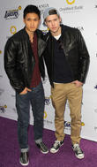 Harry Shum Jr. and Chord Overstreet