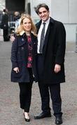 Stephen Mcgann and Laura Main