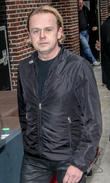 Depeche Mode and Christian Eigner
