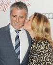 Matt LeBlanc and Melissa McKnight