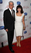 Ted Danson, Mary Steenburgen, Beverly Hilton Hotel