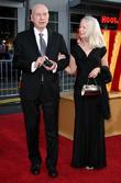 Alan Arkin and wife Suzanne Newlander Arkin
