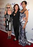 Deborah Harry, Susan Sarandon and Padma Lakshmi
