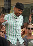 Miguel - Celebrities At The Grove...