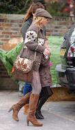 Geri Halliwell and Bluebell Halliwell