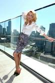 Jerry Hall 'The Graduate' Photocall