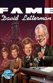 'FAME: David Letterman' comic book