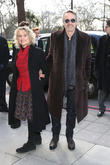 Sinead Cusack, Jeremy Irons, Grosvenor House