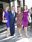 Charlotte Hawkins, Eamonn Holmes, Jacquie Beltrao and Guest