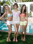 Candice Swanepoel, Karlie Kloss, and Alessandra Ambrosio, Victoria's Secret