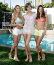 Candice Swanepoel, Karlie Kloss, and Alessandra Ambrosio, Victoria's Secret