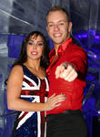 Beth Tweddle and Daniel Whiston