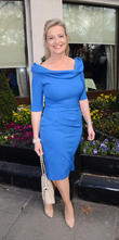 Carol Kirkwood, Grosvenor House