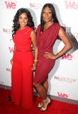 Toni Braxton and Towanda Braxton