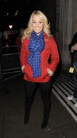 Carrie Underwood Leaving Radio 2 Studios