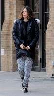 katharine mcphee out and about in manhattan 130313
