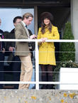 Cheltenham Festival: Pippa Middleton Shines As James Nesbitt Sparks Up The Cigs