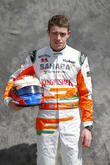 Formula One, Paul Di Resta, Uk and Team Force India-mercedes Vjm 06