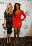 Brande Roderick and Claudia Jordan