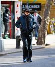 Daniel Craig seen walking home