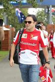 Felipe Massa, Brazil and Ferrari F138