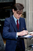 Doctor Who Matt Smith Would Like To Play James Bond Baddie