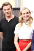 Jake Abel and Diane Kruger