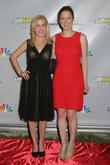 Angela Kinsey and Ellie Kemper